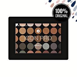 Палетка теней для глаз ABSOLUTE Icon Pro Palette