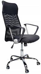 Кресло офисное Manager чёрное
