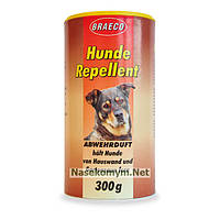 Биопорошок Braeco для отпугивания собак