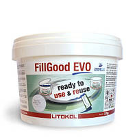 Затирочная смесь Litokol FillGood EVO FGEVOGRE0005 210 GREIGE 5 кг