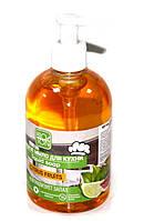 Мыло жидкое антибактериальное, для кухни Bioton 500 мл