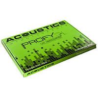 Виброизоляция Acoustics PROFY 700*500*1,8 100 мк упаковка 12 листов