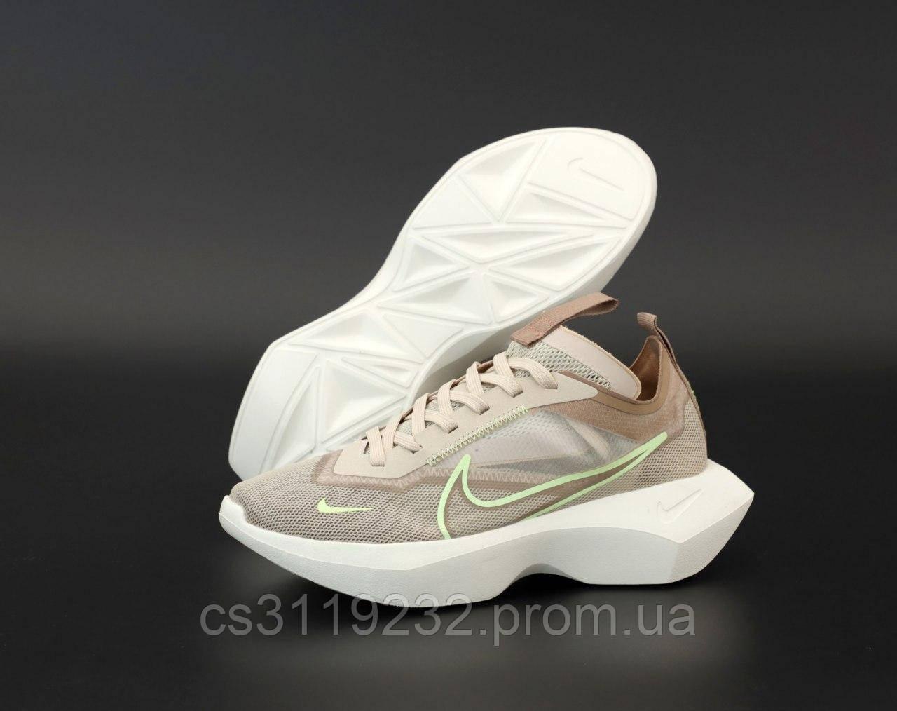 Женские кроссовки Nike Vista Brown (капучино)