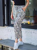 Vikamoda Лёгкие летние штаны size+ 3022