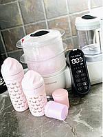 Пароварка-блендер Babymoov Nutribaby+ незаменимая помощница на Вашей кухне.