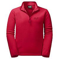 Флисовый пуловер Jack Wolfskin, 1605552-2102, 5-6 лет (116 см), 5-6 лет
