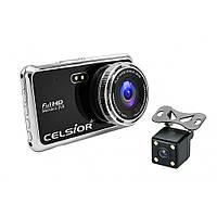 Видеорегистратор Celsior DVR F802D, фото 1