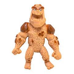 Игрушка антистресс растягивающаяся Monster Flex Человек-скала 14 см. (90010)