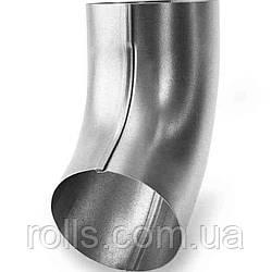 Коліно 60° Galeco Luxocynk 120/90 коліно 60° труби водостічної SO090-L-KO060-G