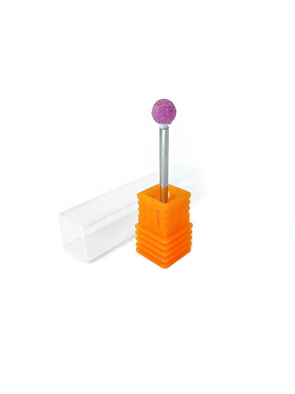 Насадка корундовая мелкозернистая (шар) 128 d=6.2 мм