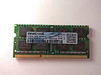 Оперативная память для ноутбука TRY Sodimm DDR3L 4GB 1600mhz PC3L-12800 (На чипах Samsung/Hynix/Elpida) нов