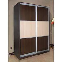 Шкаф купе 01 1200х600х2400 Алекса мебель, фото 1