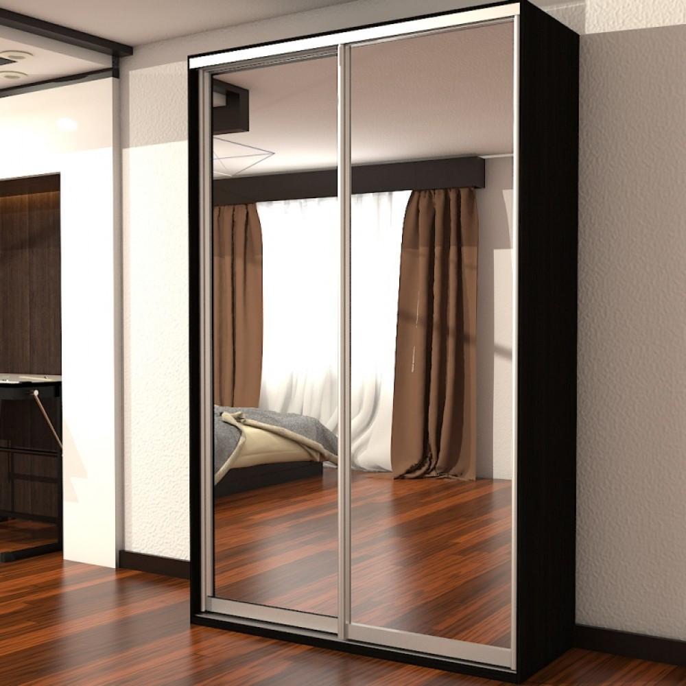 Шкаф купе 02 1500х600х2200 Алекса мебель