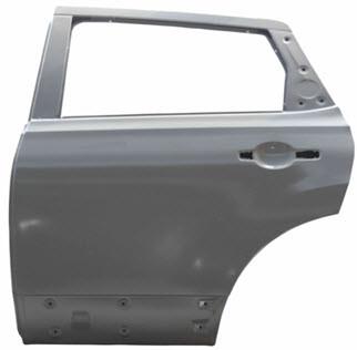 Задняя дверь левая Honda CR-V '12-17 (FPS) 67550T0JX90ZZ