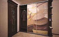 Шкаф купе 04 2100х450х2200 Алекса мебель, фото 1