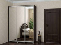 Шкаф купе 04 2400х450х2200 Алекса мебель, фото 1