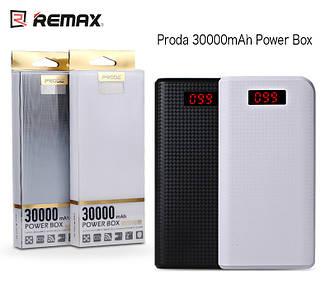 УМБ Remax Proda Series 30000 mAh Black / White
