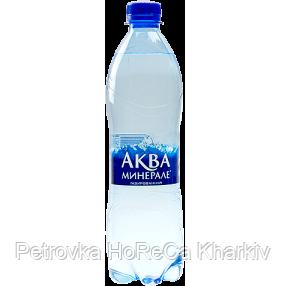 """Вода минеральная газированная """"Aqua Minerale"""", 0,5 л, ПЭТ"""