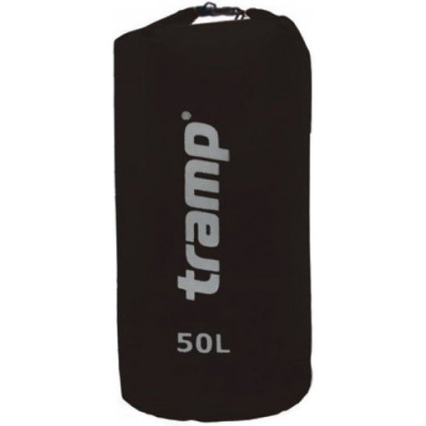 Гермомешок Tramp Nylon PVC 50 Чорний TRA-103