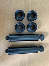 Ремкомлект тормозного суппорта переднего IVECO (болты, направляющие втулки, пыльники) (10-01-04-0378/93161759), фото 3
