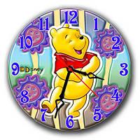 Любимые герои \ 3 - часы настенные 30*30 см