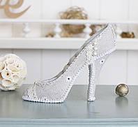 Подставка ажурная туфелька Гранд Презент GM143-31008, фото 1