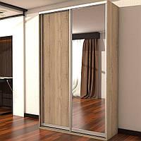Шкаф купе 01 1000х450х2400 Алекса мебель, фото 1
