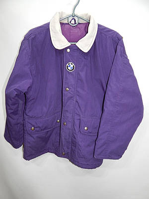 Куртка детская утепленная kimo , рост 128-134 048д