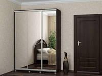 Шкаф купе 04 2400х450х2400 Алекса мебель, фото 1