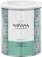 Воск в банке Italwax Nirvana Сандал 800мл.