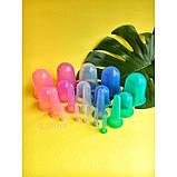 Набор банок силиконовых вакуумных для массажа лица и тела, упаковка 4 шт, фото 2