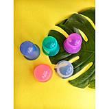 Набор банок силиконовых вакуумных для массажа лица и тела, упаковка 4 шт, фото 8