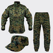 Униформа ACU - PolyCotton Ripstop - Dig.Woodland (Марпат)