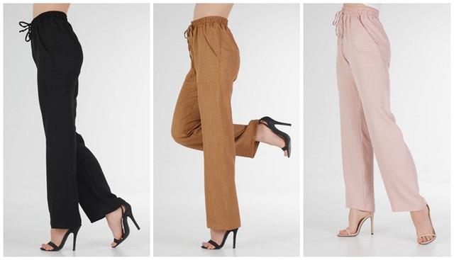 штани жіночі літні