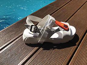 Босоножки женские белые на платформе лето 2020/ 36-41, fv-229784, фото 2