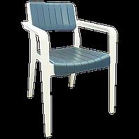 Кресло Irak Plastik Infinty белое