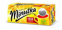 Чай черный в пакетах Minutka (100шт), Польша