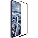 Nillkin Xiaomi Redmi K30 / POCO X3 NFC XD CP+MAX Black Anti-Explosion Glass Screen Protector Защитное Стекло, фото 3