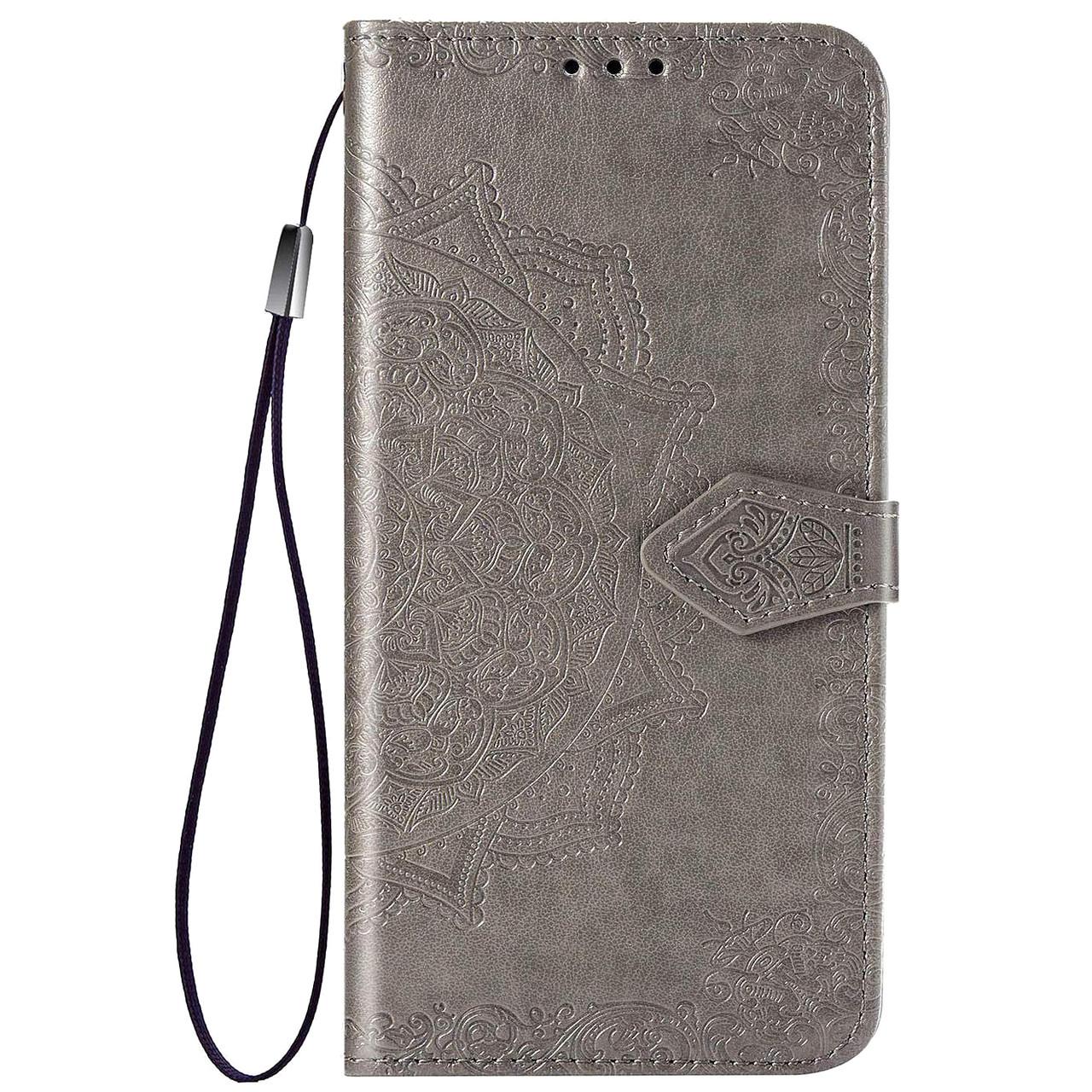 Кожаный чехол (книжка) Art Case с визитницей для Xiaomi Redmi 8a