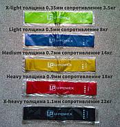 Фитнес резинки U-Powex экспандеры, фото 3