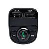 ФМ модулятор FM трансмітер CAR X8 з Bluetooth MP3 (X8), фото 7