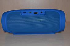 """JBL Charge 2+ Синяя Беспроводная Bluetooth портативная влагозащищенная колонка """"Реплика"""", фото 3"""