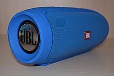 """JBL Charge 2+ Синяя Беспроводная Bluetooth портативная влагозащищенная колонка """"Реплика"""", фото 2"""