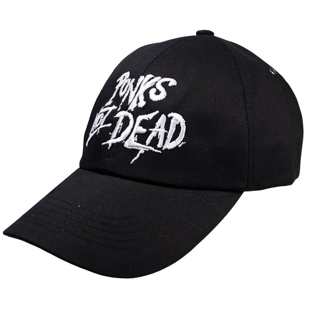Бейсболка PUNK'S NOT DEAD