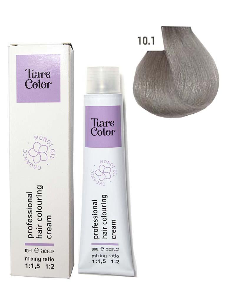 Крем - краска для волос 10.1 Tiare color 60 мл