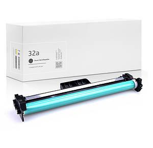 Совместимый драм-картридж HP 32A (CF232A), фотобарабан, 23.000 копий, аналог Gravitone (GTH-CRG-CF232A-DR-BK)