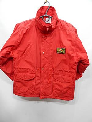 Куртка детская демисезонная утепленная , рост 122-128 049д