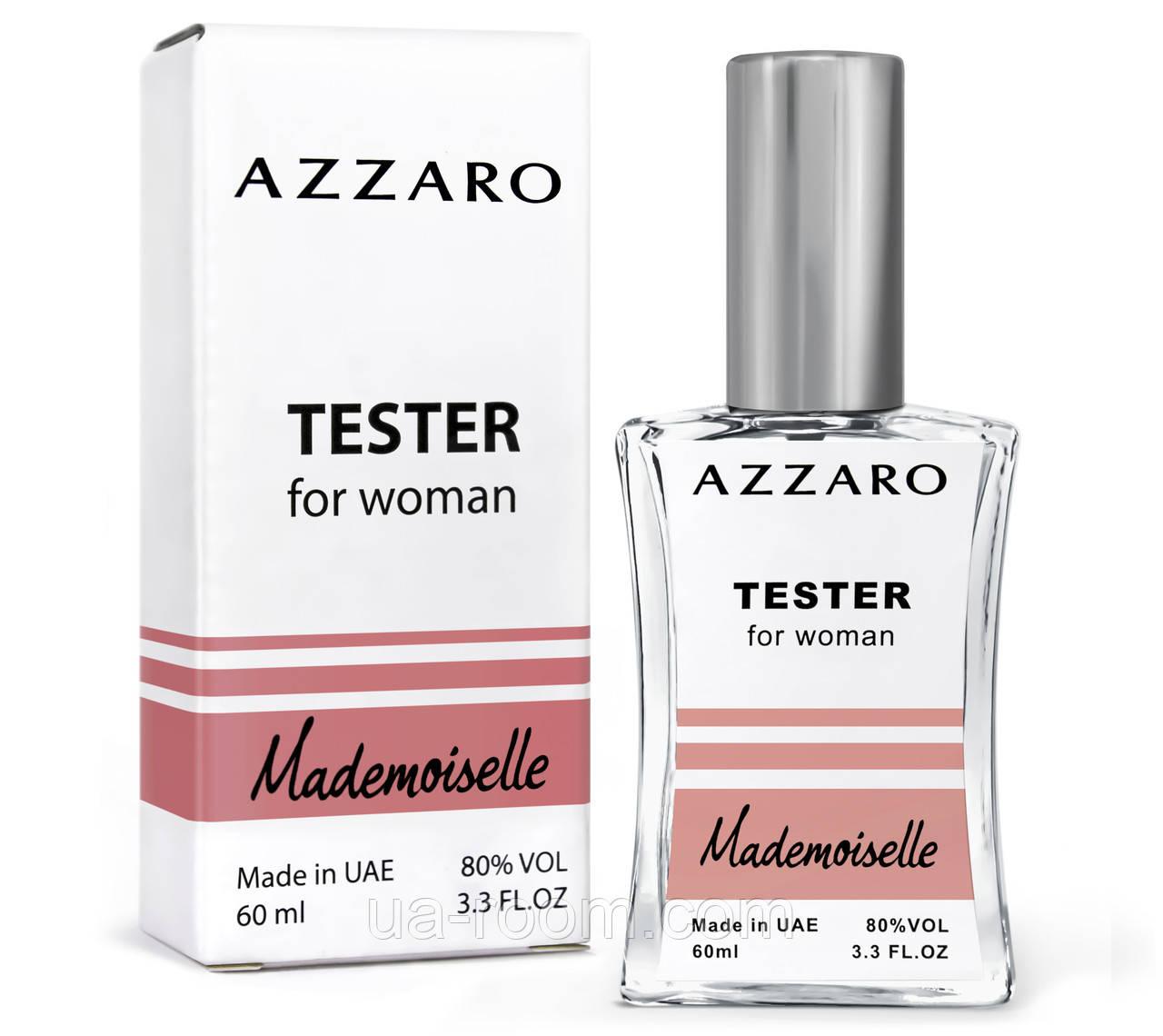 Тестер женский AZZARO Mademoiselle, 60 мл. NEW