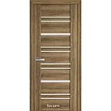 Двери межкомнатные Вива Валенсия Новый Стиль ПВХ со стеклом сатин 60, 70, 80, 90, фото 4