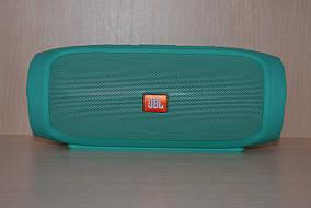 """JBL Charge 2+ Бирюзовый Беспроводная Bluetooth портативная влагозащищенная колонка """"Реплика"""""""
